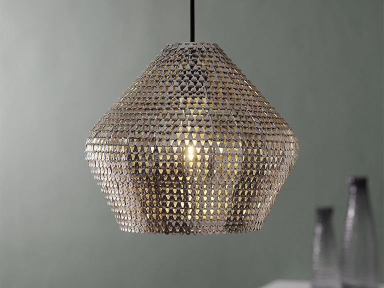 Modern Bohemian Crown Hanging Pendant Light Lamp Wedlip12croni