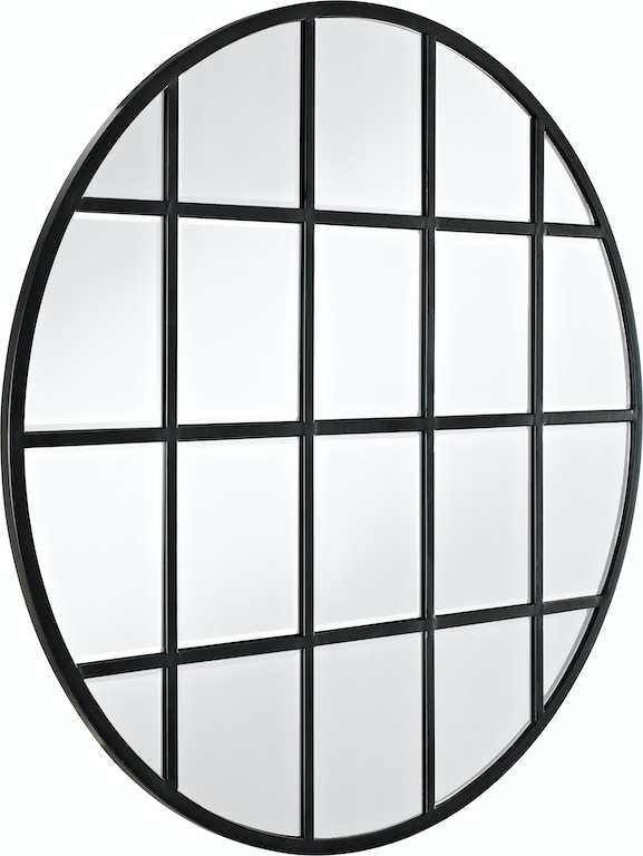 40 Industrial Modern Farmhouse Round Beveled Window Wall