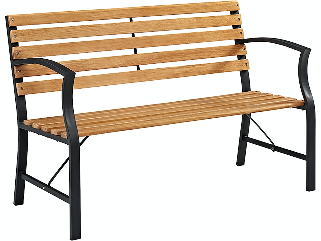 Strange Ft Myers Outdoorpatio Outdoor Steel Park Bench Wedopb48Sl Walter E Smithe Furniture Design Gmtry Best Dining Table And Chair Ideas Images Gmtryco