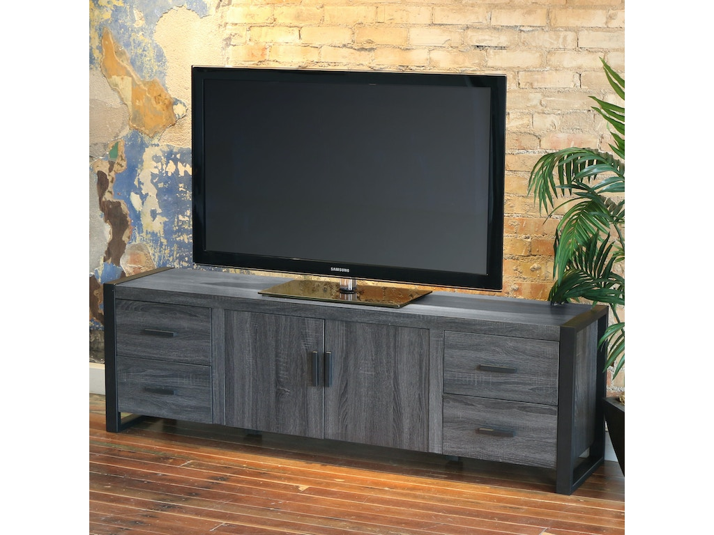 Ft Myers Home Entertainment 70 Wood Tv Stand Console Wedw70ubc22cl Walter E Smithe Furniture Design