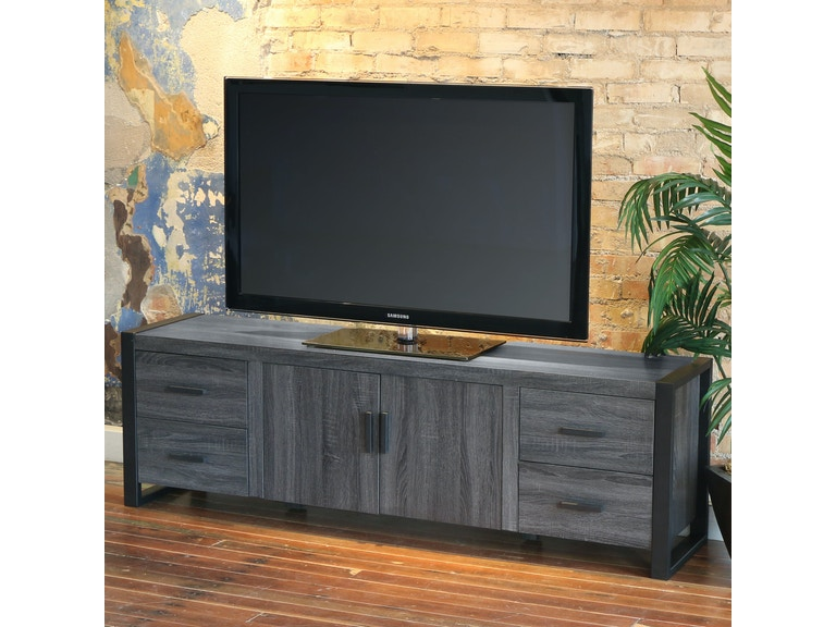 Ft Myers 70 Wood Tv Stand Console Wedw70ubc22cl