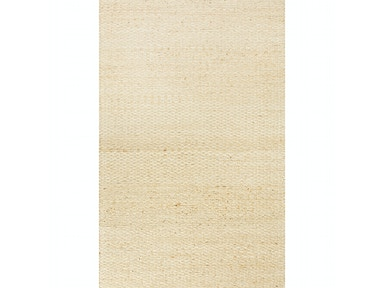 Jaipur Rugs Naturals Solid Pattern Jute/ Cotton Taupe/Gray Area Rug AD02