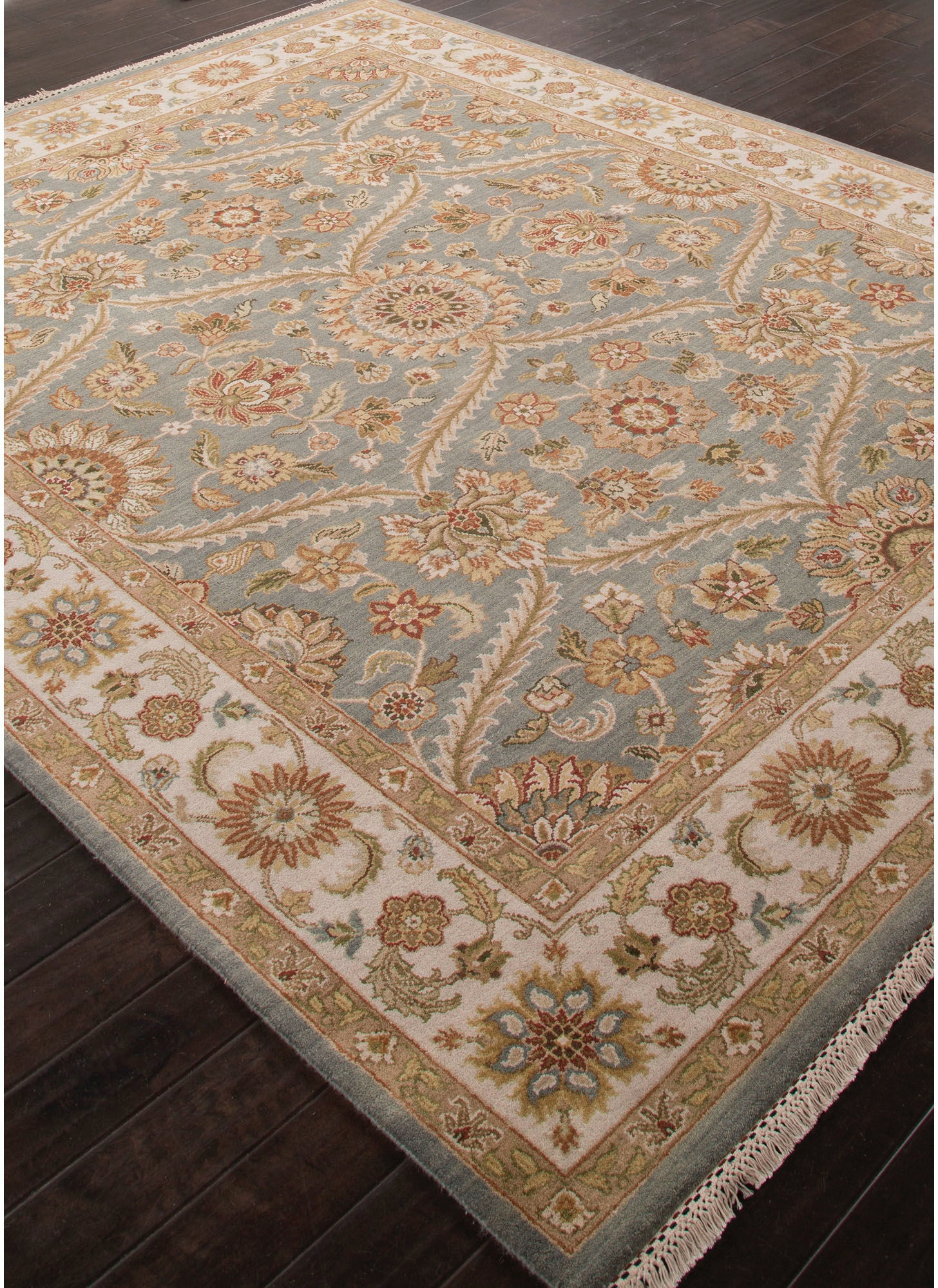 Jaipur Rugs Floor Coverings Jaipur Hand Knotted Oriental Pattern