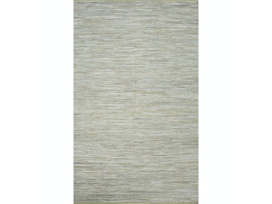 Jaipur Rugs Jaipur Solids/ Handloom Solid Pattern Gray Cotton Area Rug ANN06