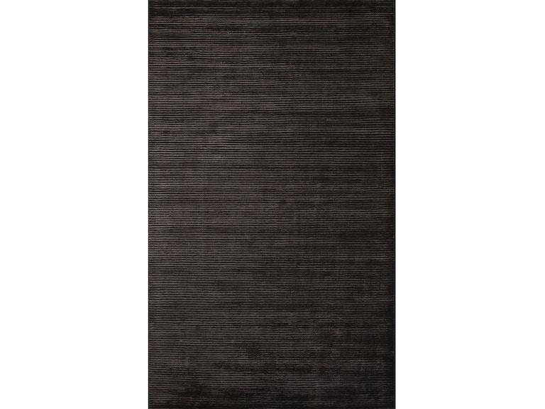 Jaipur Rugs Solids Handloom Solid Pattern Black Wool Art Silk Area Rug Bi15