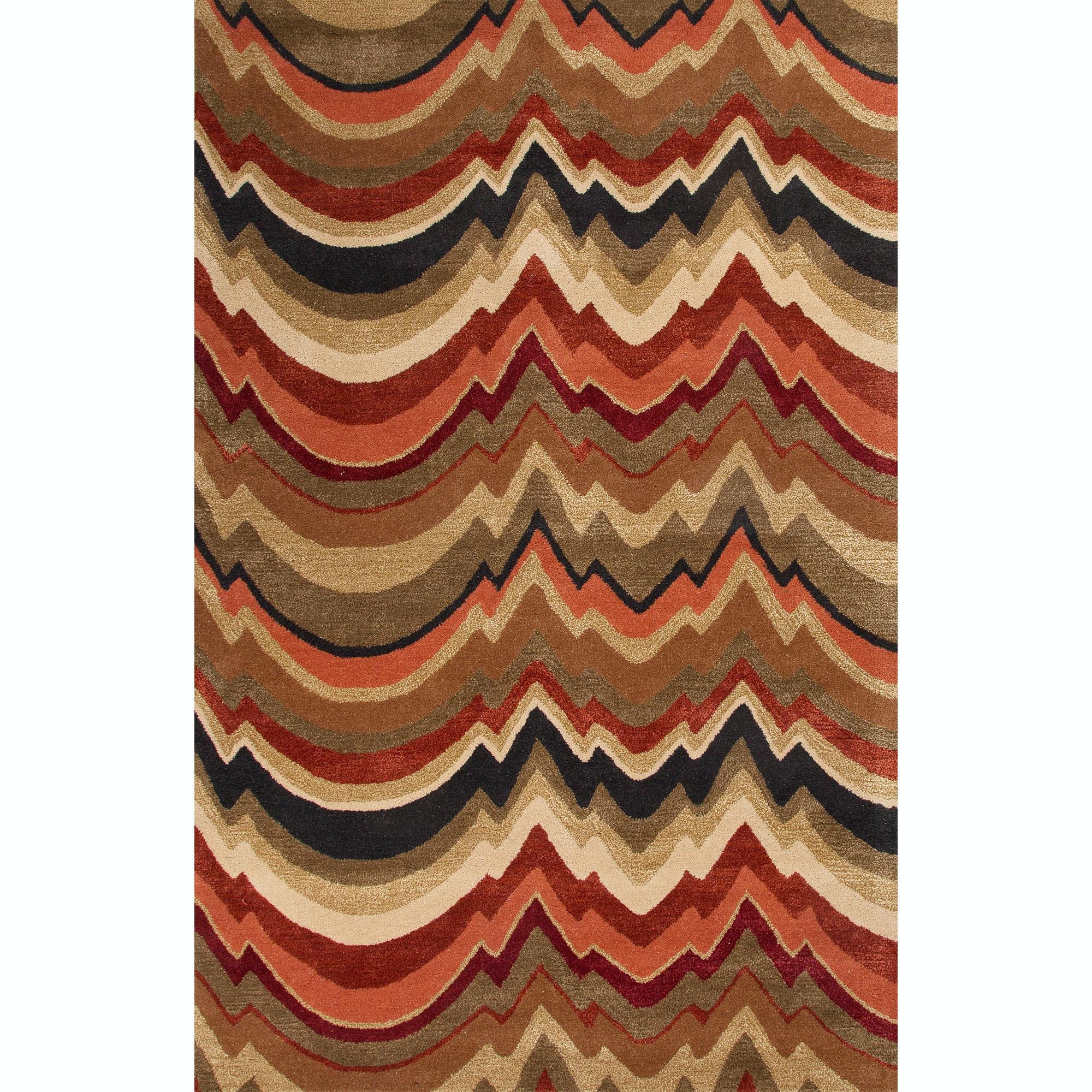 Jaipur Rugs Floor Coverings Hand Tufted Soft Hand Wool Art Silk
