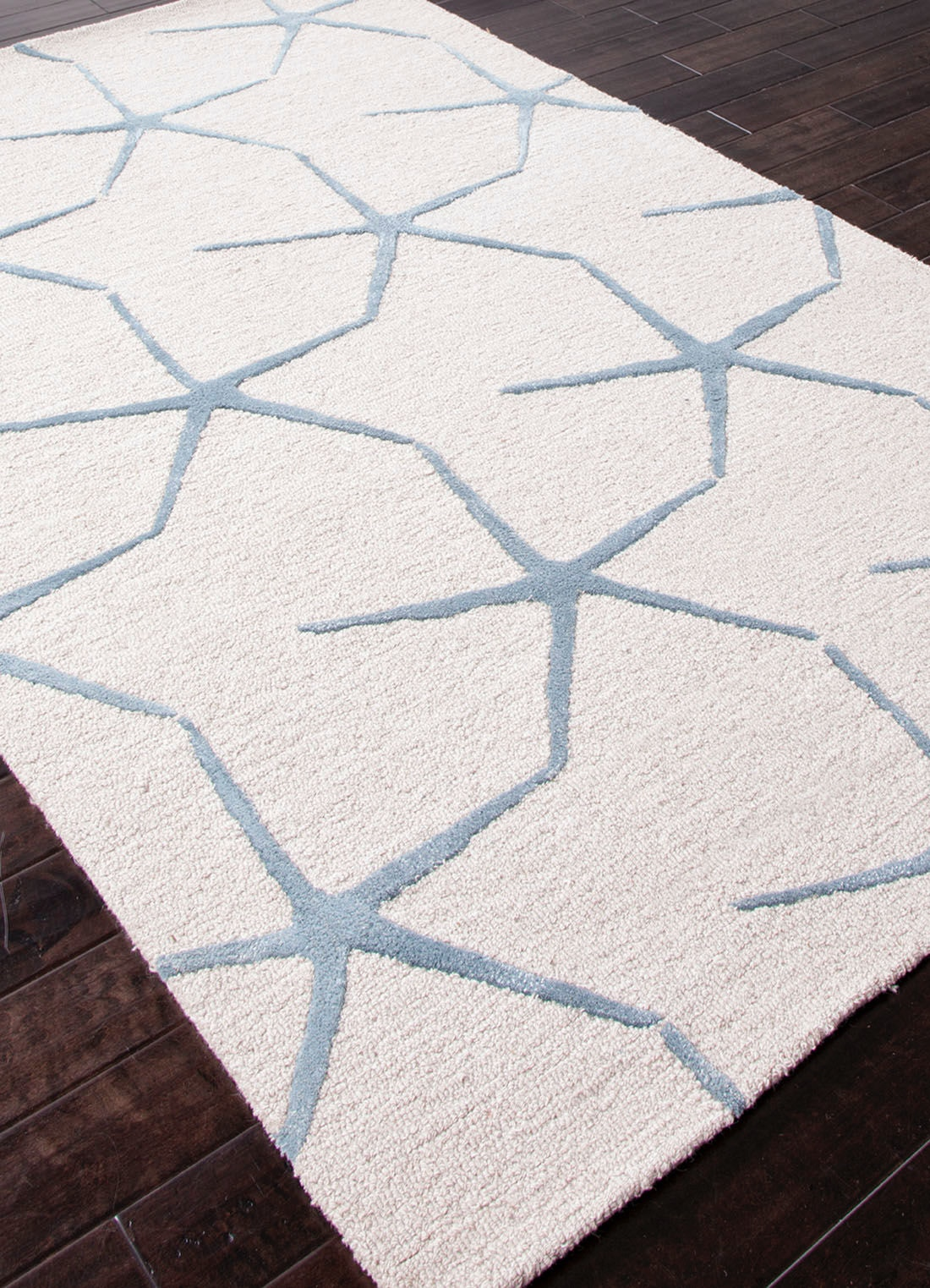 Jaipur Rugs Floor Coverings Hand Tufted Coastal Pattern Wool Art