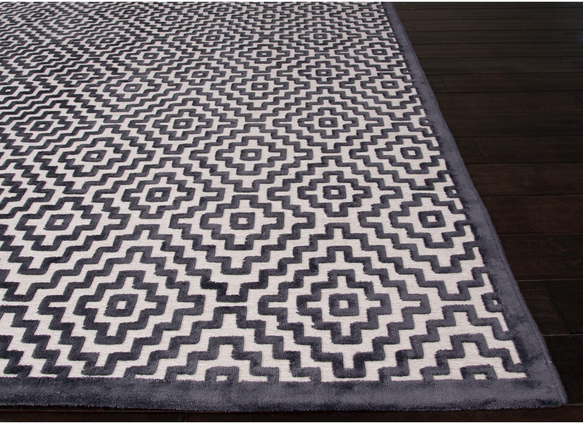 Jaipur Rugs Floor Coverings Machine Made Floral Pattern Art Silk