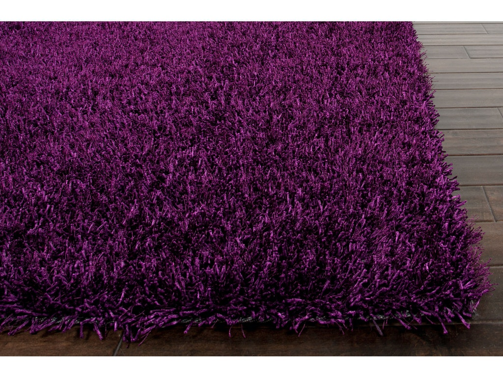 Jaipur Rugs Floor Coverings Shag Solid Pattern Polyester