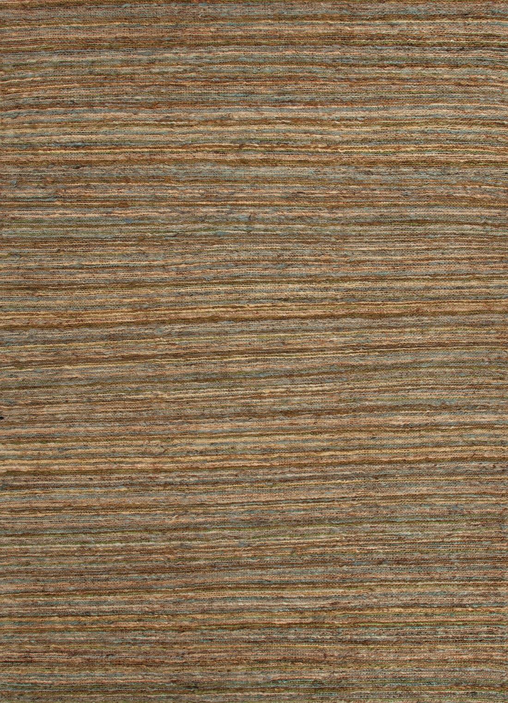 Jaipur Rugs Floor Coverings Naturals Stripe Pattern Hemp Blue Green
