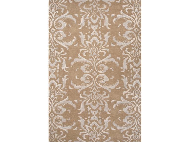 Jaipur Rugs Floor Coverings Jaipur Hand Tufted Floral Pattern Tan