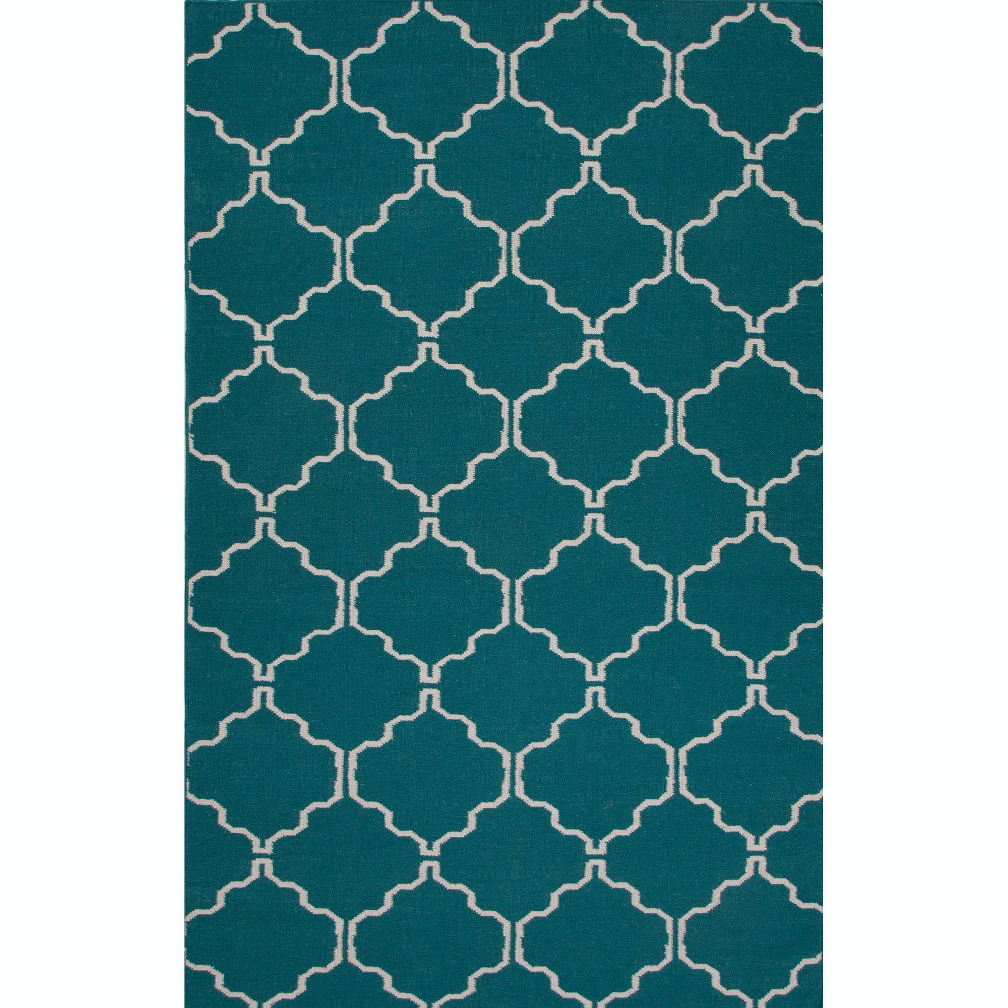 Jaipur Rugs Floor Coverings Jaipur Flat Weave Moroccan Pattern Blue