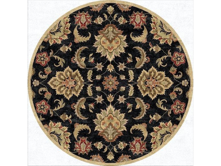 Jaipur Rugs Floor Coverings Hand Tufted Durable Wool Black Tan Area