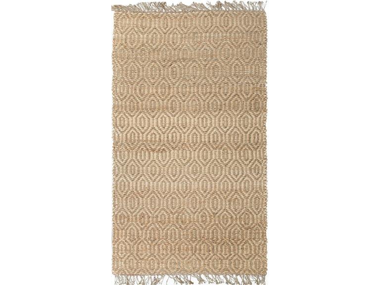 Jaipur Rugs Floor Coverings Naturals Textured Jute Taupe Tan Area
