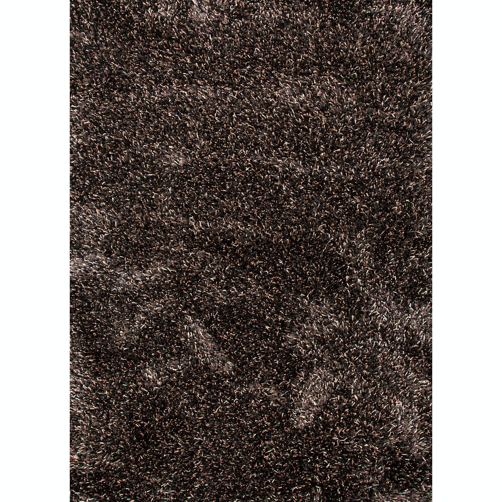 Jaipur Rugs Floor Coverings Shag Solid Pattern Polyster Wool Black
