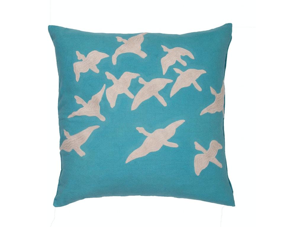 Jaipur Rugs Accessories Jaipur s Animal Print Pattern Pillow NG-01 Hickory Furniture Mart ...