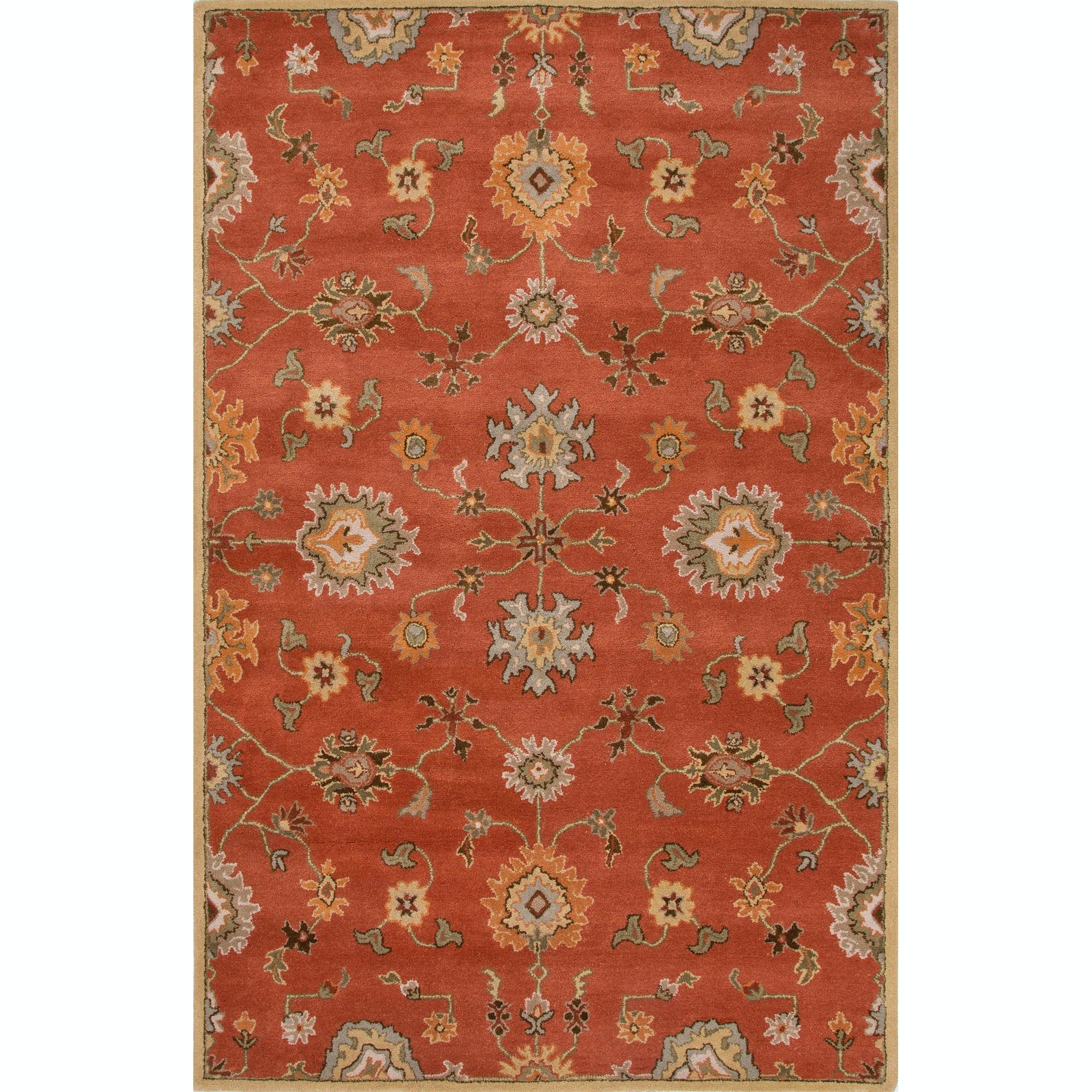 Jaipur Rugs Floor Coverings Jaipur Hand Tufted Oriental Pattern