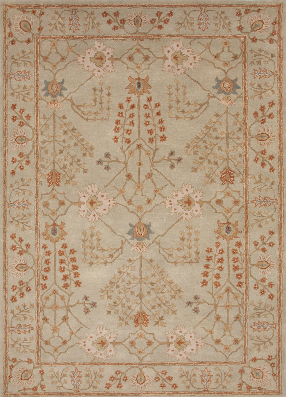 Jaipur Rugs Floor Coverings Hand Tufted Arts And Craft Pattern Wool