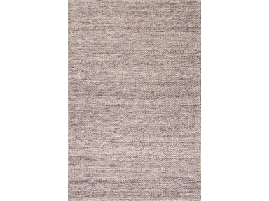 Jaipur Rugs Handmade Textured Wool Gray/ Area Rug SCR07