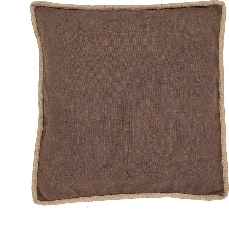 Swell Jaipur Rugs Accessories Jaipurs Solid Pattern Brown Cotton Dailytribune Chair Design For Home Dailytribuneorg
