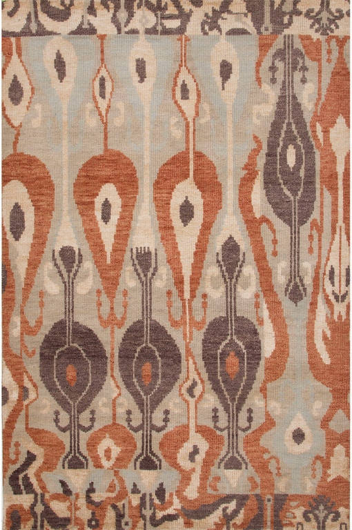 Jaipur Rugs Floor Coverings Jaipur Hand Knotted Tribal Pattern
