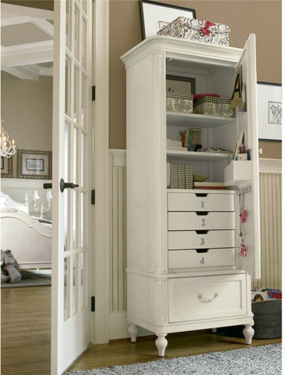 Smartstuff By Universal Youth Armoire 136a014 Carol