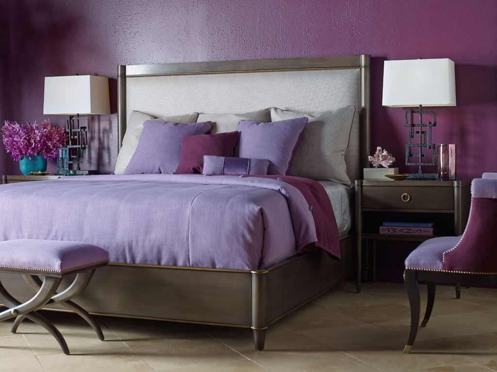 Chaddock Bedroom Pinciana Bed 1004 10 Stowers Furniture