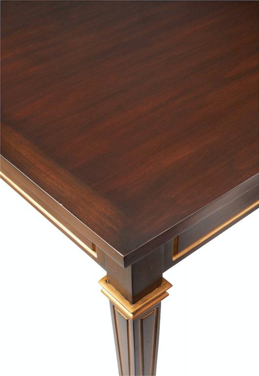 Chaddock Auto Sales >> Chaddock 1333-20 Dining Room Regent Dining Table