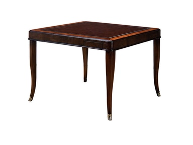 Chaddock Laslo Game Table (Leather) 134-54L