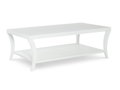 Chaddock Canton Rectangular Cocktail Table 1389-41