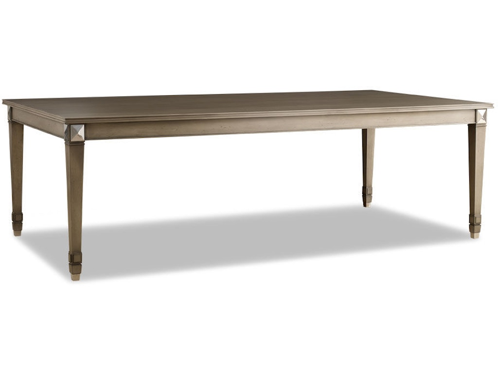 Chaddock dining room pharaoh dining table 1515 20 for Dining room table for 20