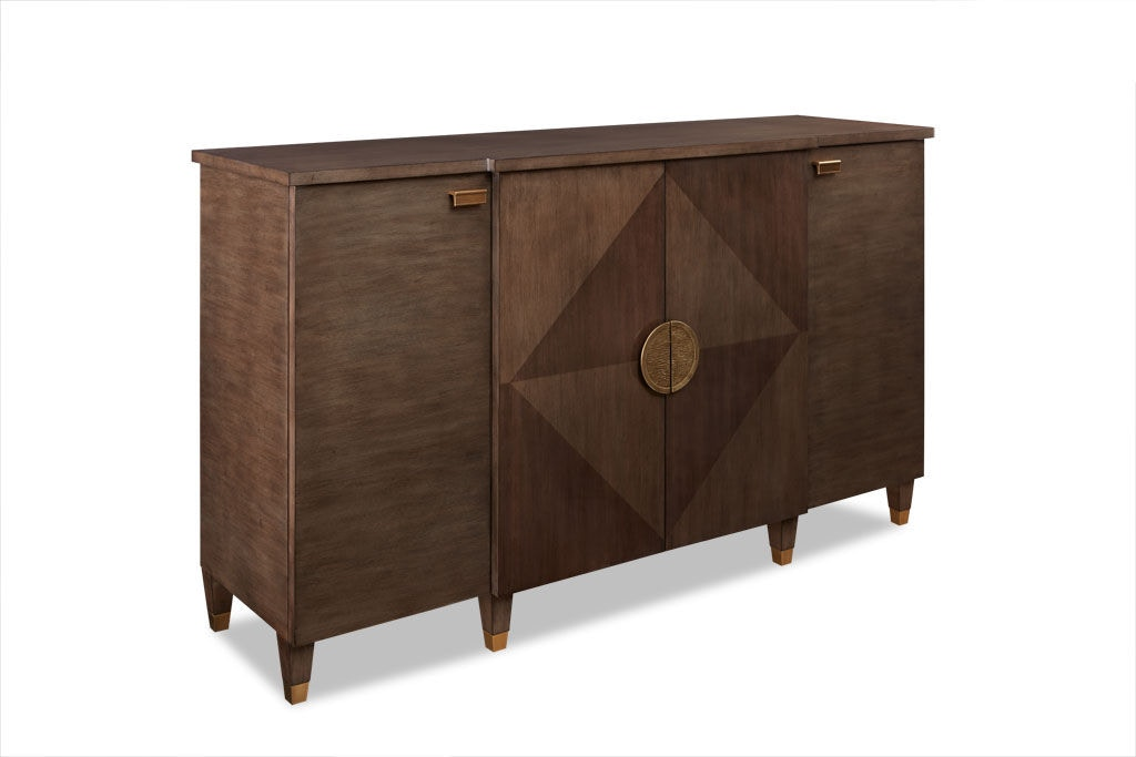 living room credenza chaddock living room ceremony credenza 1622 21 shofer s 10433