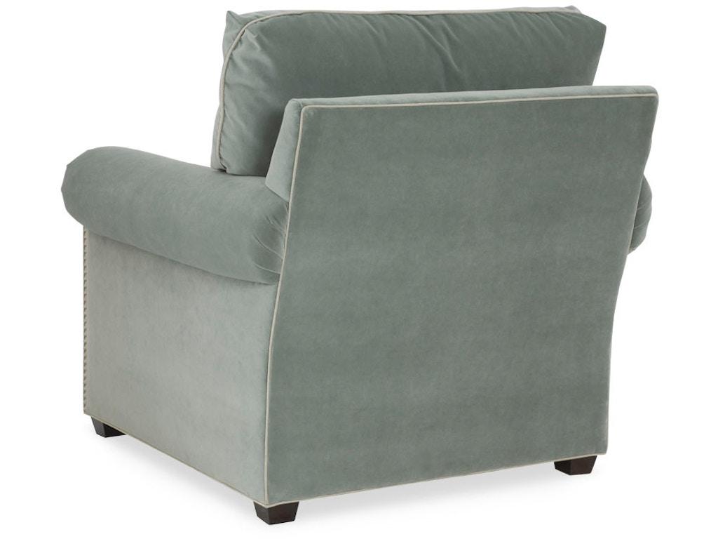 Chaddock Living Room Studio C Chair Straight Cushion Option 7200 1 Hickory Furniture Mart
