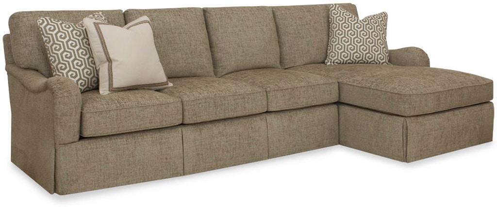 Chaddock Studio C Sectional Straight Cushion Option 8200 38