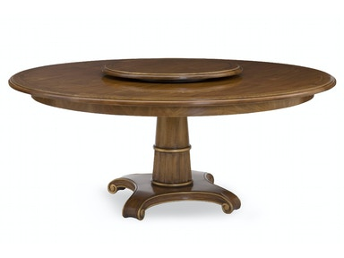 Chaddock Lucera Pedestal Dining Table 953-18