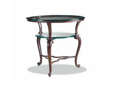 Chaddock Bombe End Table A277-42