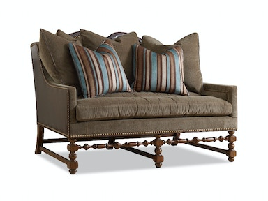 Chaddock European Tour Loveseat C0329-2