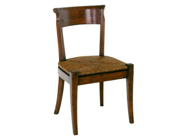 Chaddock Hartford Rush Seat Side Chair CE0461S