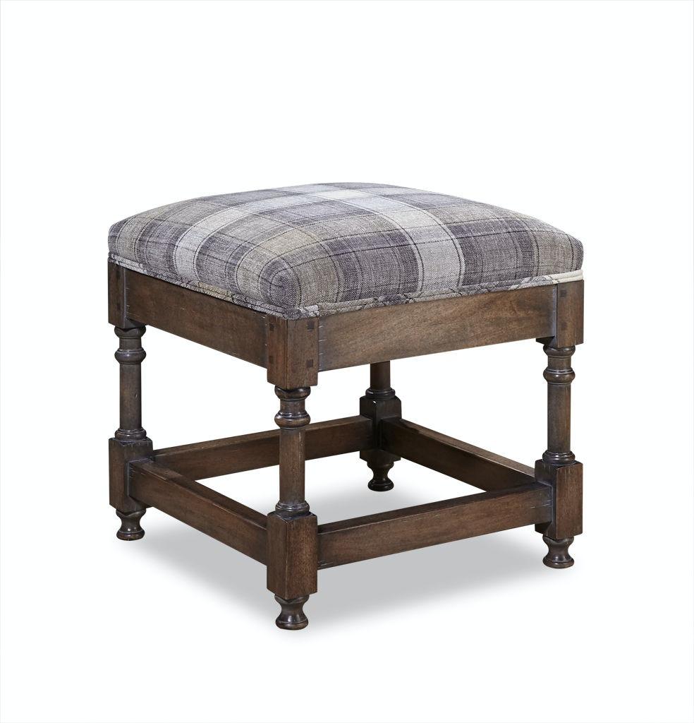 Sandhurst Upholstered Stool CE0531