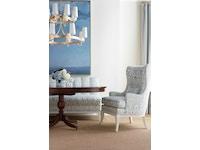 Chaddock Auto Sales >> Chaddock U1033-1 Living Room Sherman Wing Chair (Fabric)