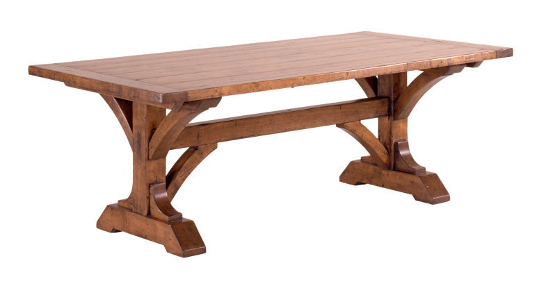 Chaddock Newbury Trestle Table CE0941