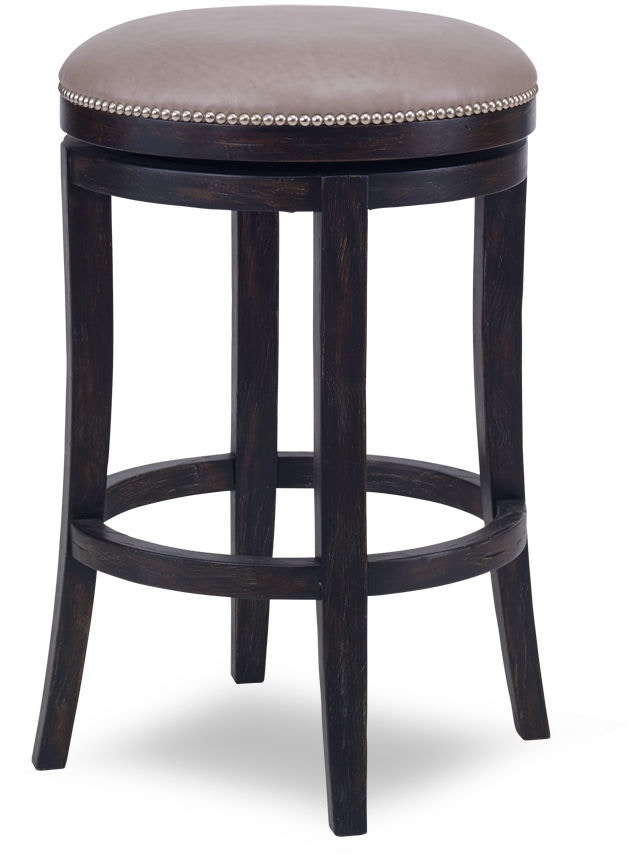 Chaddock Bar And Game Room Holt Barstool With Swivel