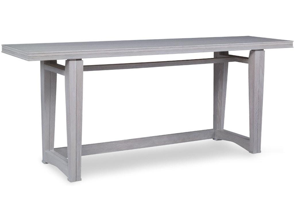Chaddock Living Room Blair Street Flip Top Console Table Gc1656 44 Howard Lorton Furniture