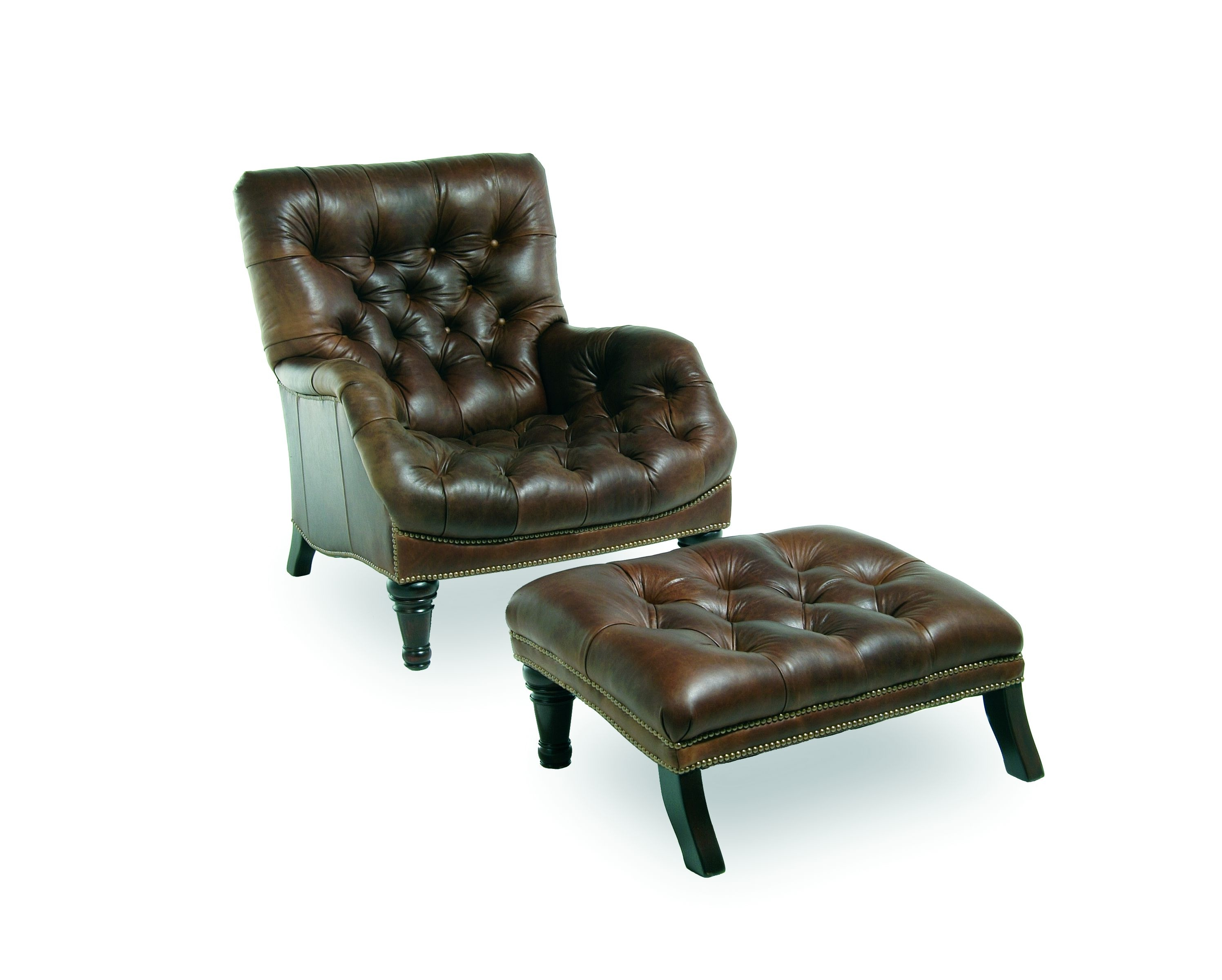 Chaddock Sleepy Hollow Chair (Leather) L 0278 1