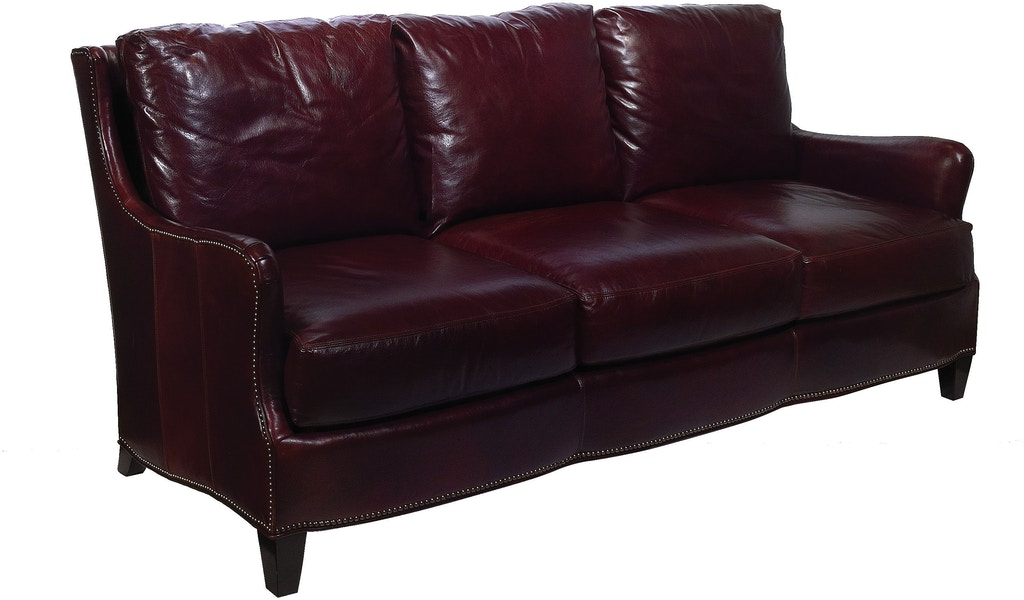 Marvelous Chaddock Living Room Riviera Sofa Leather L 0561 3 Pabps2019 Chair Design Images Pabps2019Com