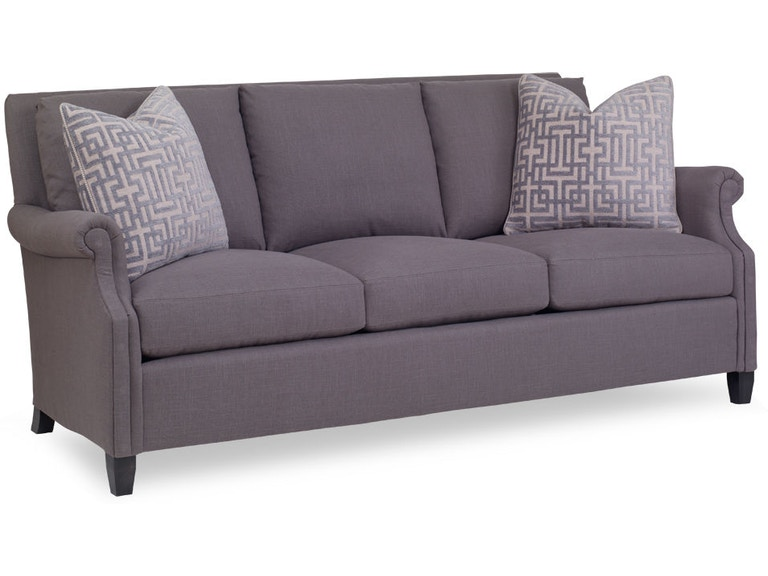 Chaddock Living Room Chartwell Sofa (Fabric) U0402-3 ...
