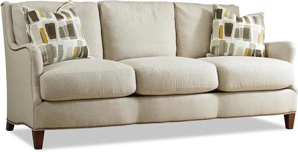 Chaddock Living Room Riviera Sofa (Fabric) U0561-3 - Studio ...