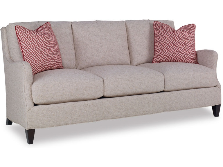 Chaddock Living Room Riviera Sofa (Fabric) U0561-3 - Seldens ...