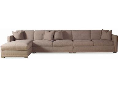 Chaddock Auto Sales >> Chaddock U0956-SECTIONAL Living Room Celine Sectional