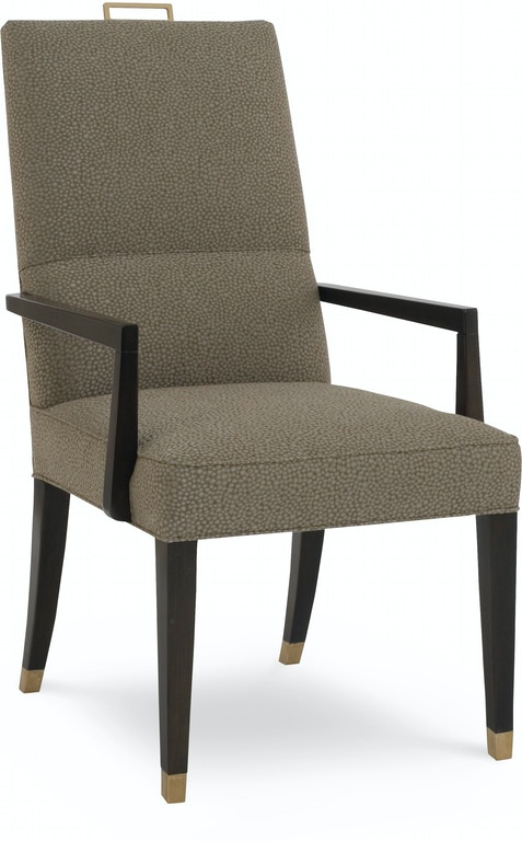 Excellent Chaddock Dining Room Tuxedo Arm Chair Z 1310 27 Georgian Bralicious Painted Fabric Chair Ideas Braliciousco